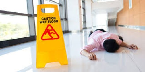 Slip And Fall Accident Clarion IA
